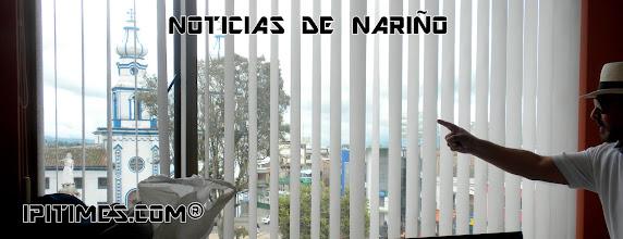 """Photo: DEPARTAMENTO DE NARIÑO, COLOMBIA - """"NOTICIAS DE NARIÑO"""", DEL VIERNES, 31 DE AGOSTO DE 2012. Publicaciones de IPITIMES.COM®/New York. GOBERNACION DE NARIÑO, COLOMBIA. INFORMACION OFICIAL. Entrar > http://ipitimes.com/narino083112.htm"""
