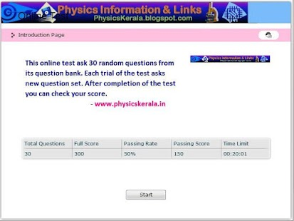Physics Kerala MCQ & Alerts- screenshot thumbnail