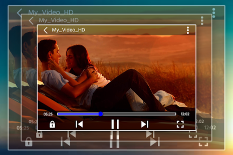 XX Video Player : HD Player - náhled