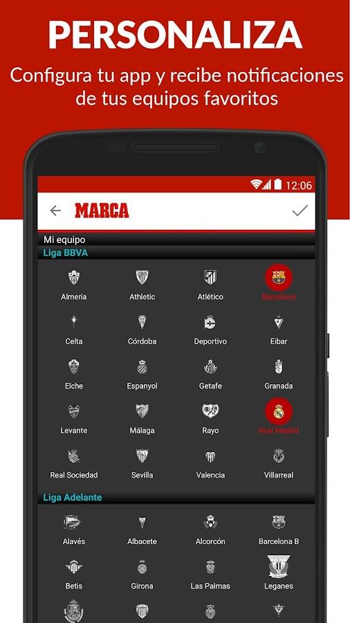 MARCA - Diario Líder Deportivo- screenshot