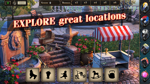 Hidden Object Games: Mystery of the City 1.16.0 screenshots 15
