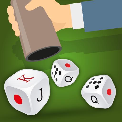 Dice game - Yatzy - Generala