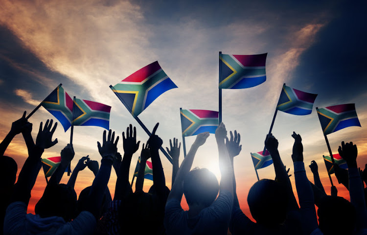 south africans fed up with politicians want unity report
