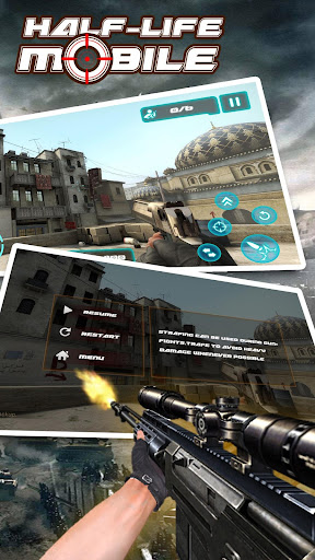 CF: Half-Life Strike Terrorist  {cheat hack gameplay apk mod resources generator} 2