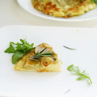 This Spring's Spanish Omelet