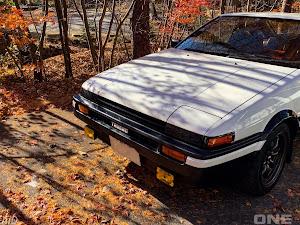 スプリンタートレノ AE86 GT-APEXのカスタム事例画像 イチDさんの2021年02月07日20:46の投稿