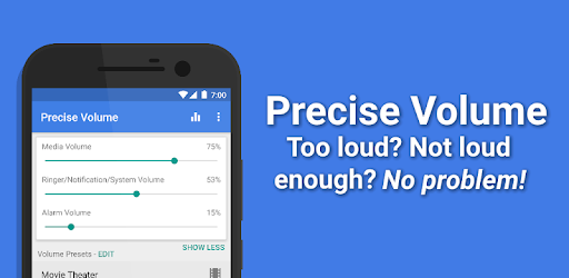 Precise Volume (+ EQ/Booster) - Apps on Google Play