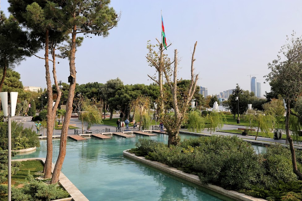Baku, Baku Boulevard, Mała Wenecja