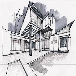 Architectural Sketches - náhled