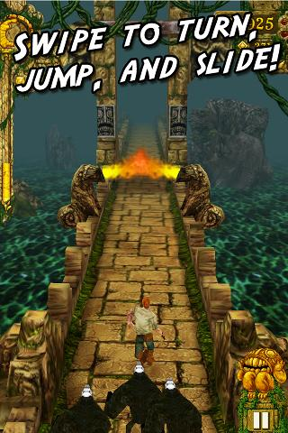 Temple Run 1.9.6 APK MOD screenshots 1