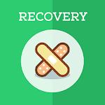 Addiction, Alcoholism & 12 Steps, Audio Programs Icon