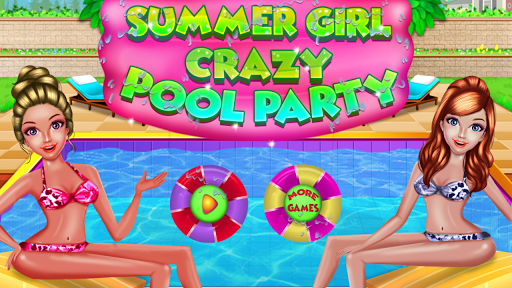 Summer Girl - Crazy Pool Party  screenshots 8