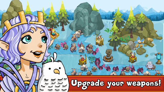Tower Defense Realm King Mod Apk 3.1.7 (Unlimited Gold Coins) 5
