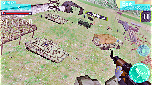 Code Triche Hu00e9licoptu00e8re Tournage Gunship Guerre APK MOD screenshots 3