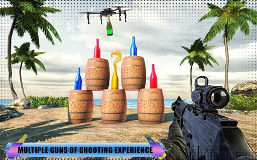 Real Bottle Shooting 1.0.7 screenshots 2