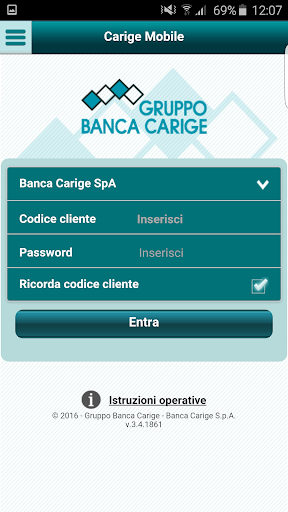 carige mobile