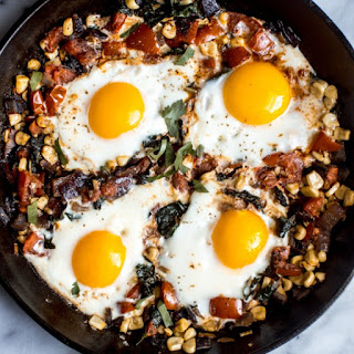 20-Minute Braised Egg Breakfast.