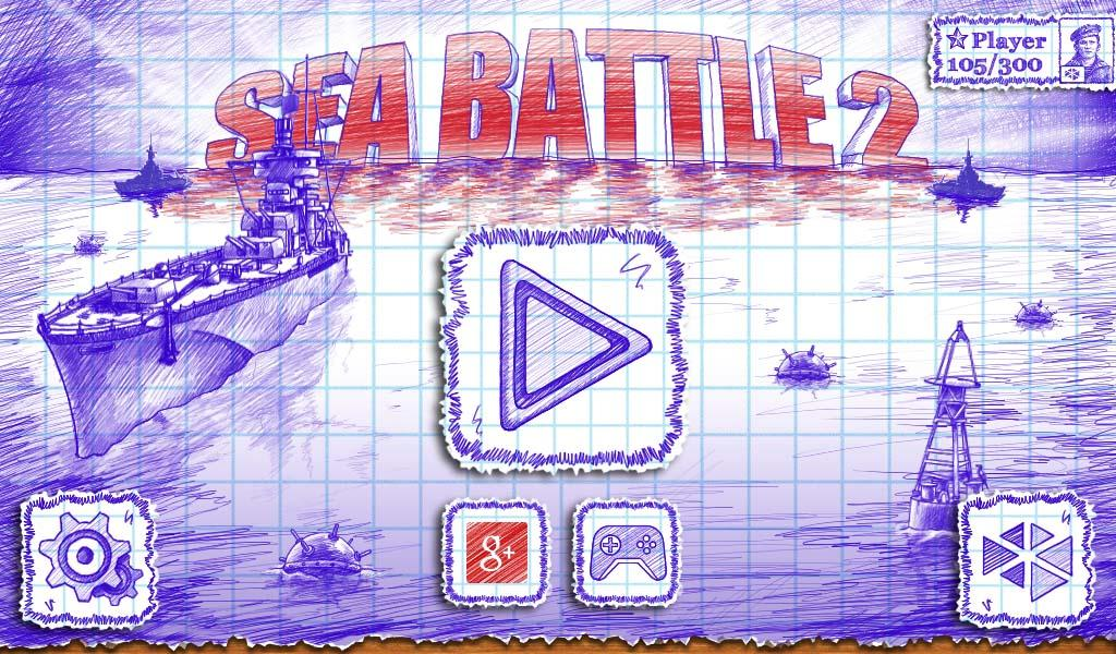 Screenshots of Sea Battle 2 for iPhone