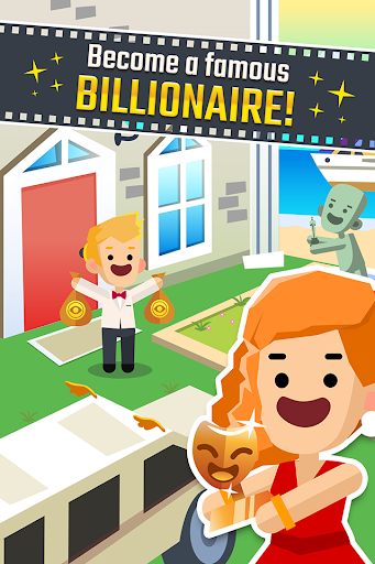 Hollywood Billionaire - Rich Movie Star Clicker filehippodl screenshot 2
