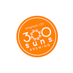 Logo of 300 Suns Rabbit Mountain Red
