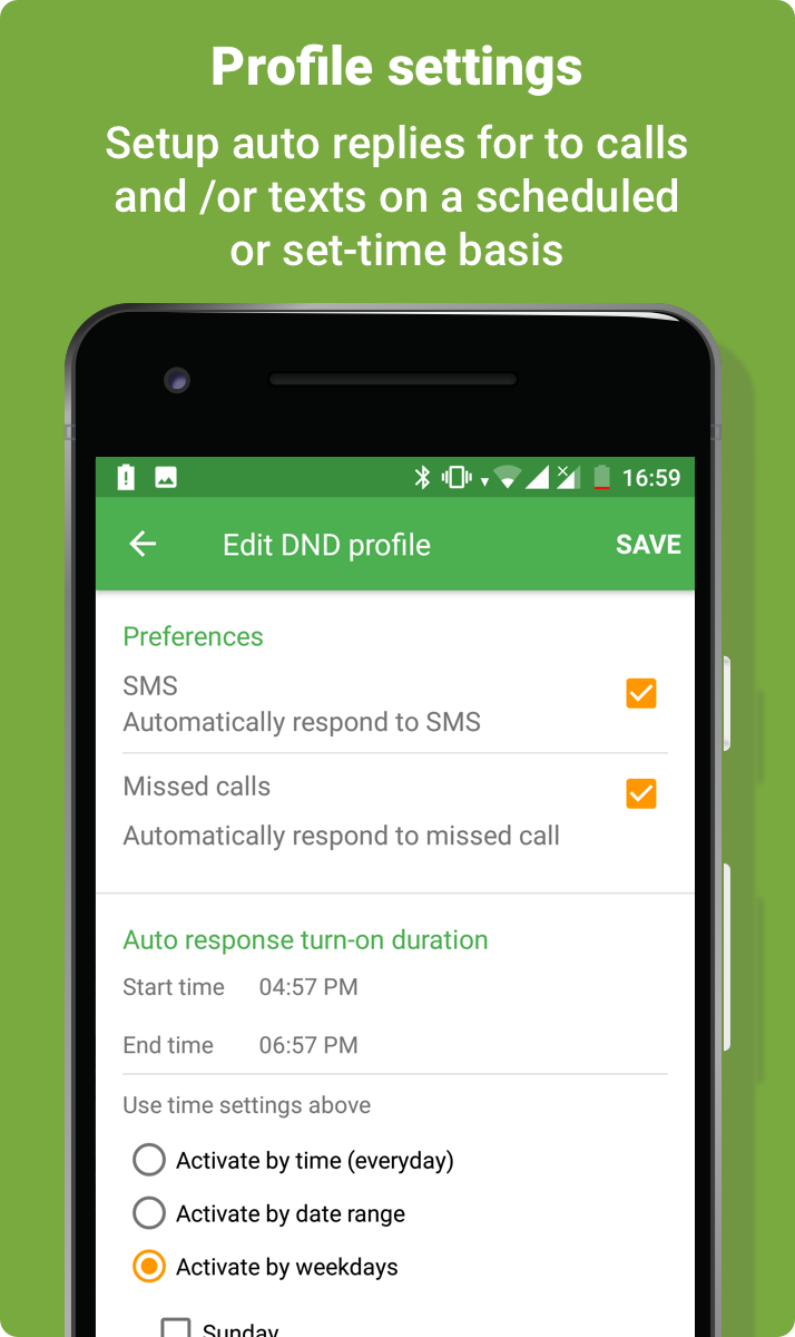 Magic SMS Pro - Smart Auto Reply and Scheduled SMS Screenshot 3