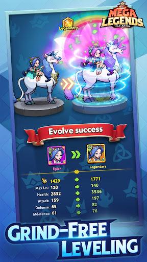 Mega Legends screenshots 2