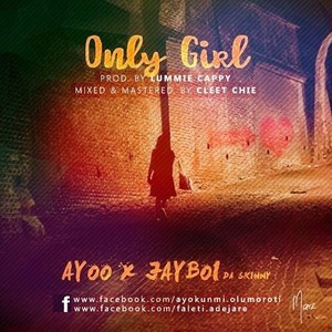 Cover Art for song Only Girl