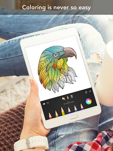 休閒必備免費app推薦|アニマルキングダムのぬりえ線上免付費app下載|3C達人阿輝的APP