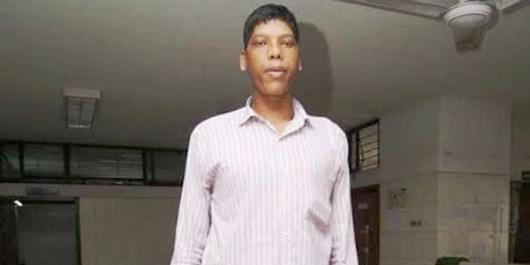 Bangladesh's tallest man dies of brain tumor