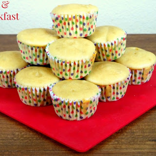 Super Simple Pancake Muffins