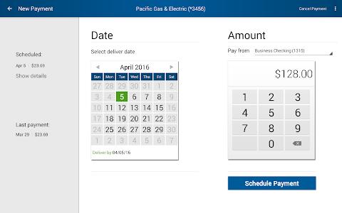 Landmark Credit Union Mobile screenshot 14