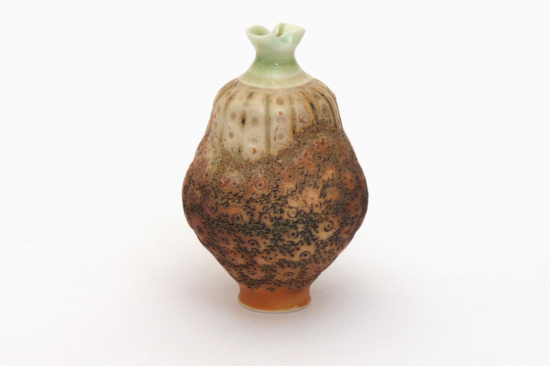 Geoffrey Swindell Miniature Ceramic Form 05