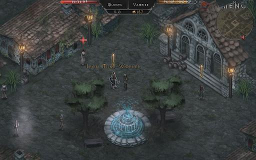 Vampire's Fall: Origins image | 2