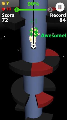 Super Helix screenshot 3