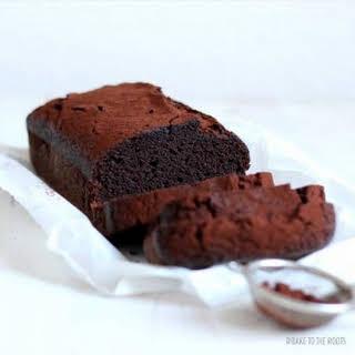Beetroot Chocolate Cake.