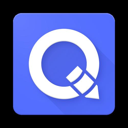QuickEdit Text Editor - Writer & Code Editor 1.4.8