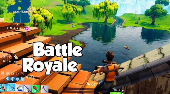 Fortnight Battle Royale : Unknown Battle Screenshot