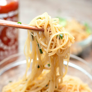 15 Minute Garlic Fried Noodles