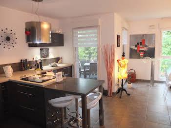 Appartement 3 pièces 77,12 m2