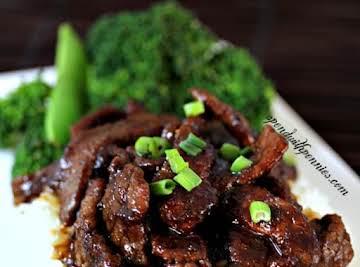 P.F. Chang's Style Mongolian Beef! Easy and Amazing!