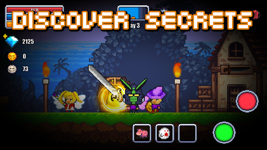 Pixel Survival World - Online Action Survival Game Screenshot