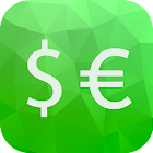 Monedas extranjeras icon