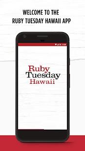 Ruby Tuesday Hawaii - náhled