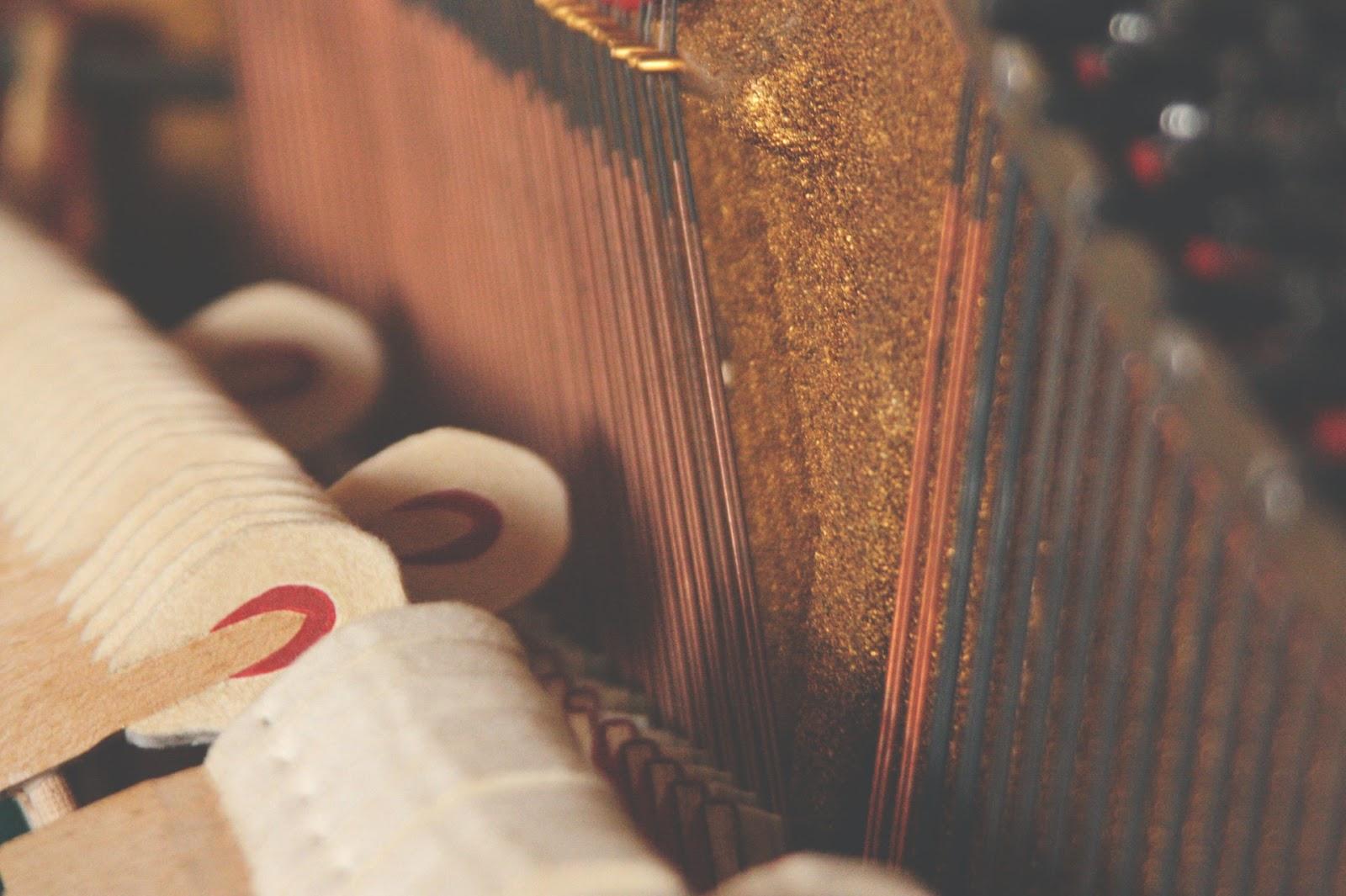 Become a Piano Technician