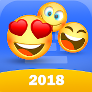 Super Emoji Keyboard - Keyboard Themes, GIF, Emoji