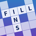 Fill-in Crosswords: Unlimited puzzles icon