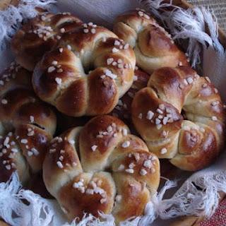 Sweet Bread, Finnish Style Recipe
