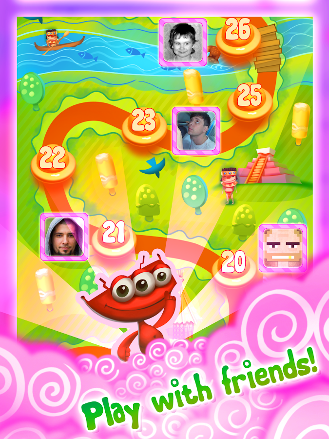 Match 3: Candy Adventure- screenshot