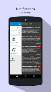 Sarkari Naukri – Govt job search – free jobs alert Apk Download For Android 3