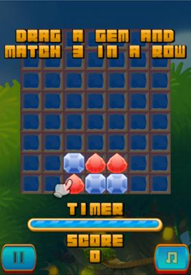 Crystal Blast - screenshot
